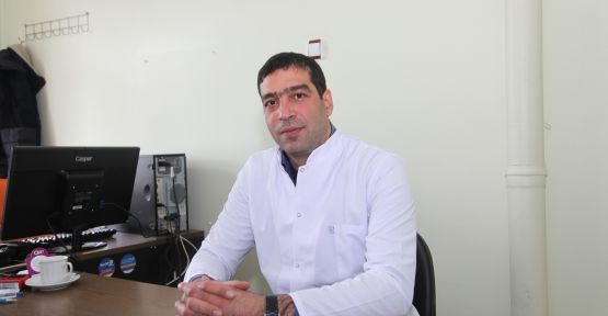 AHLAT DEVLET HASTANESİNE GENEL CERRAH ATANDI