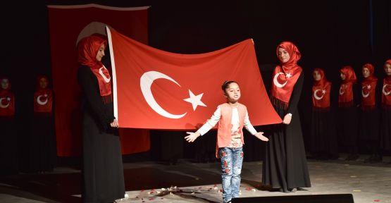 AHLAT'TA İSTİKLAL MARŞI'NIN KABULÜ VE MEHMET AKİF ERSOY'U ANMA PROGRAMI