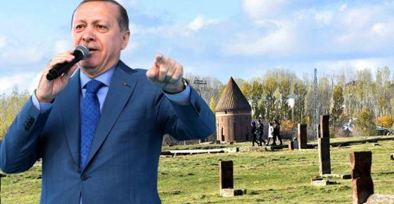Erdoğan'ın Çağrısından Sonra Ahlat Selçuklu Mezarlığına Ziyaretçi Akını