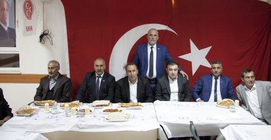 MHP'DEN İSTİŞARE TOPLANTISI