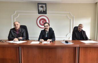 Ahlat Belediye Meclisi'nden Engelliler İçin Özel Oturum