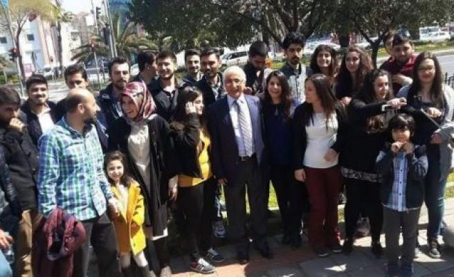 AHLAT İSDER'DEN AHLATLI ÖĞRENCİLERE BURS DESTEĞİ