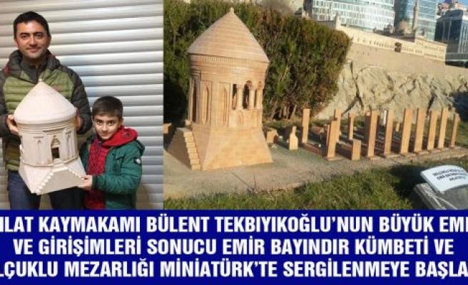 AHLAT MİNİATÜRK'TE