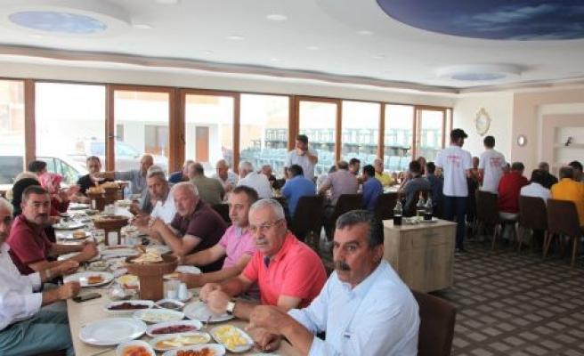 AHLAT'TAKİ  STK'LARDAN İSTİŞARE TOPLANTISI