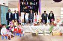 Miniklerden Yerli Malı Haftası Etkinliği