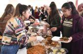 Ahlatlı Öğrenciler Şehidin Cami Vasiyeti İçin Kermes Düzenlendi