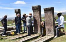 Selçuklu Mezarlığı'nda Kazı Ve Restorasyon Çalışmaları Başladı