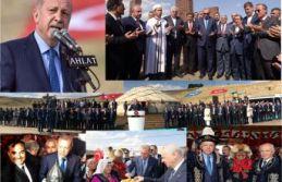 """Cumhurbaşkanı Erdoğan: """"Ahlat'ı Tanımadan..."""