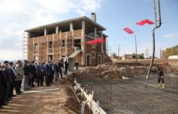 Şehit Eren Öztürk'ün Vasiyeti Olan Caminin Yanına...