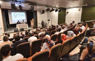 'Ahlat Odaklı Yerel Kalkınma Projesi' Toplantısı...