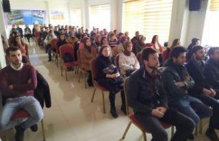 Ahlat'ta Aday Öğretmen Yetiştirme Seminerleri...