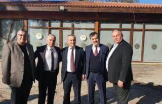Başkan Çoban, Cittaslow Türkiye Ulusal Genel Kurulu'na...