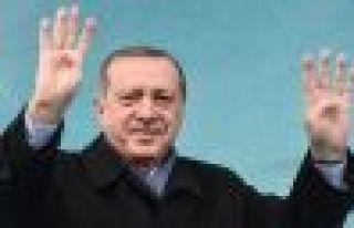 CUMHURBAŞKANI ERDOĞAN BİTLİS'E GELİYOR