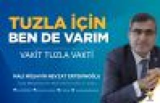 Nevzat Ertekinoğlu Ak Parti'den Meclis Üyesi Aday...