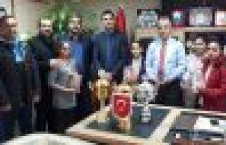 TAŞHARMAN İLKÖĞRETİM OKULU KROS'TA İL İKİNCİSİ...