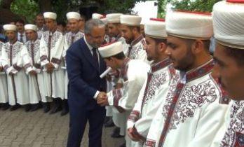 Ahlat'ta 32 Hafız İçin Mezuniyet Töreni Yapıldı