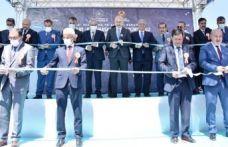 Bakan Karaismailoğlu, Ahlat-Malazgirt Karayolunun açılışını yaptı