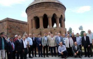Yargıtay Başkanı Cirit'ten Ahlat'a Ziyaret