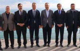 Eski Ahlat Kaymakamı Merkez Valisi Mustafa Toprak'tan...