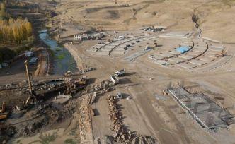Bölgenin En Büyük 'Millet Bahçesi' Ahlat'ta Yapılıyor